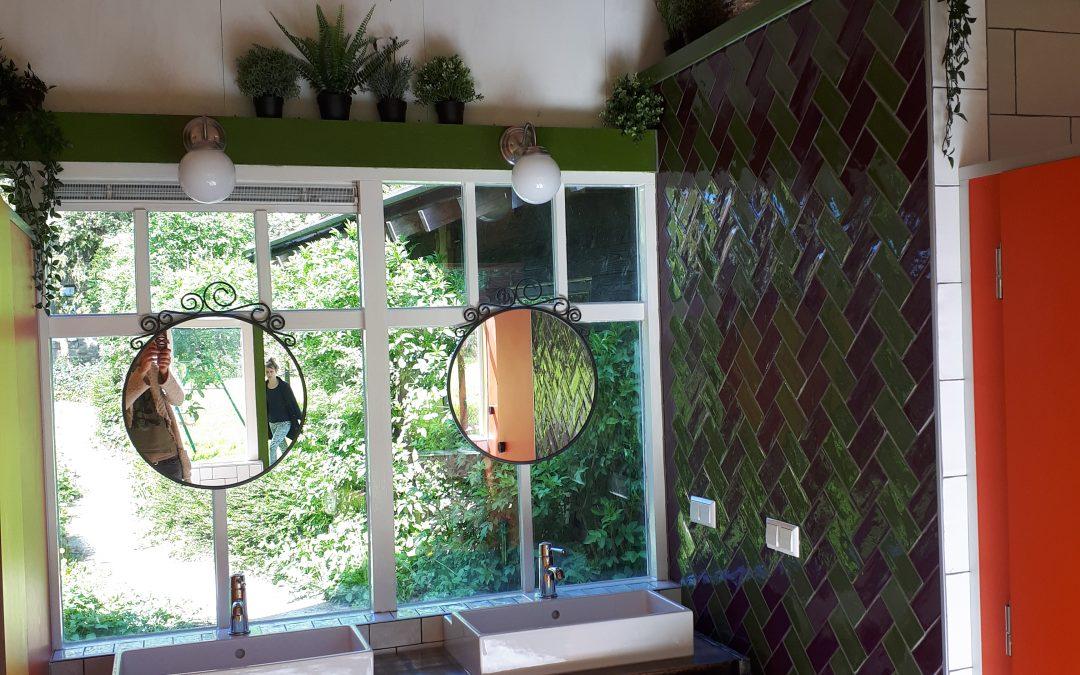 groene mini camping Den Bosch ter Drucht
