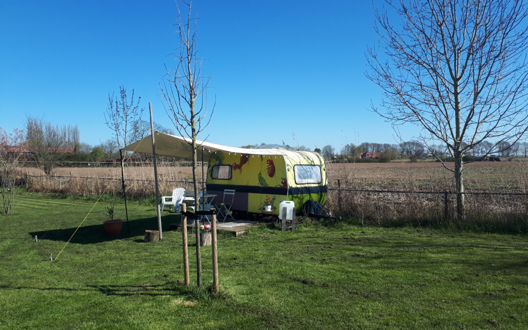 groene mini camping Gewande 's-Hertogenbosch